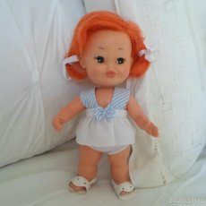 Lesly and Barriguitas dolls - graciosa muñequita de florido - 57172326