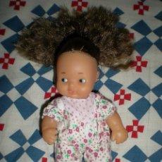 Muñecas Lesly y Barriguitas: BONITA BARRIGUITAS MORENA ANTIGUA DE FAMOSA AÑOS 90 MUY BUEN ESTADO. Lote 57419692