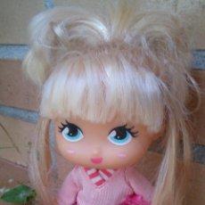 Muñecas Lesly y Barriguitas: MUÑECA BARRIGUITAS FAMOSA 2015, VESTIDO ROSA. Lote 57750388
