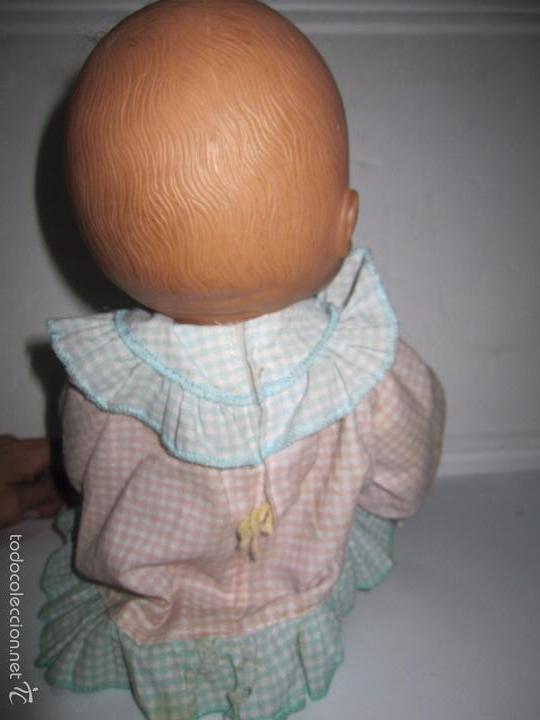 Muñecas Lesly y Barriguitas: Muñeca de Famosa,desconozco época,original,estado el que se vé en la foto - Foto 2 - 58127966
