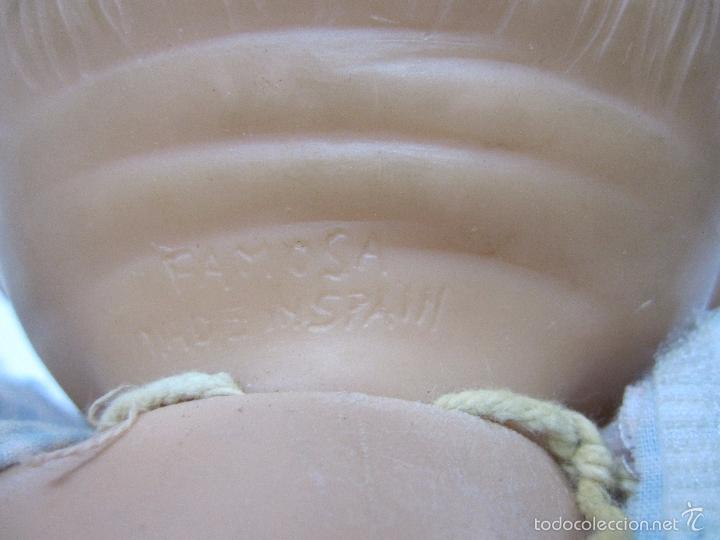 Muñecas Lesly y Barriguitas: Muñeca de Famosa,desconozco época,original,estado el que se vé en la foto - Foto 3 - 58127966