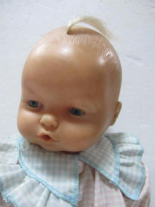 Muñecas Lesly y Barriguitas: Muñeca de Famosa,desconozco época,original,estado el que se vé en la foto - Foto 4 - 58127966