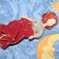 Muñecas Lesly y Barriguitas: ANTIGUA MUÑECA FAMILIA HOGARIN. Lote 58539896