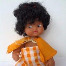 Muñecas Lesly y Barriguitas: BARRIGUITAS ETIOPIA COMPLETA. Lote 58603878