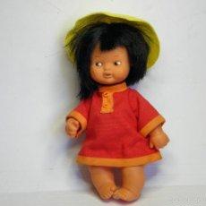 Muñecas Lesly y Barriguitas: MUÑECA BARRIGUITAS DEL MUNDO CHINA. Lote 60529819