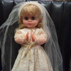 Muñecas Lesly y Barriguitas: MUÑECA DE PRIMERA COMUNION. Lote 60793215