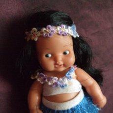 Muñecas Lesly y Barriguitas: MUÑECA BARRIGUITAS FAMOSA HAWAIANA. PAISES DEL MUNDO HAWAI. Lote 62073292