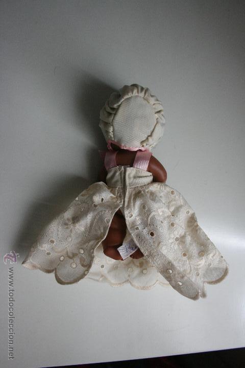 Muñecas Lesly y Barriguitas: LIQUIDACION vestido traje barriguitas famosa años 70 modelo 80952 faldon bordado - Foto 2 - 89879500