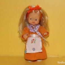 Lesly and Barriguitas dolls - BARRIGUITAS DE FAMOSA - AÑOS 90 - 63366644