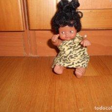 Muñecas Lesly y Barriguitas: MUÑECA BARRIGUITAS DEL MUNDO DE FAMOSA AFRICA. Lote 63700219
