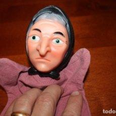 Muñecas Lesly y Barriguitas: FAMOSA - ANTIGUA MARIONETA FAMOSA,SBB. Lote 64287815
