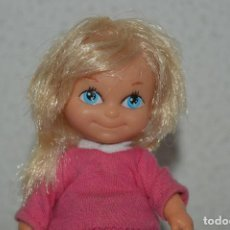 Muñecas Lesly y Barriguitas: PRECIOSO MUÑECA BARRIGUITAS MODERNA BARRIGUITA. Lote 64534991