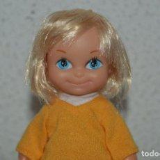 Muñecas Lesly y Barriguitas: PRECIOSA MUÑECA BARRIGUITAS MODERNA BARRIGUITA. Lote 64535247