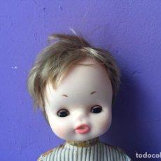 Muñecas Lesly y Barriguitas: MUÑECA FLORINDA DE FAMOSA AÑOS 80, VESTIDA DE ORIGEN. Lote 64958047