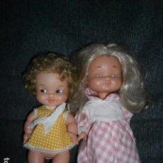 Lesly and Barriguitas dolls - Preciosas muñecas de famosa, años 70-80. - 67290293