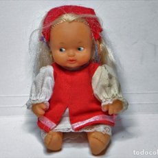 Muñecas Lesly y Barriguitas: MUÑECA BARRIGUITAS DEL MUNDO RUSIA. Lote 68050269