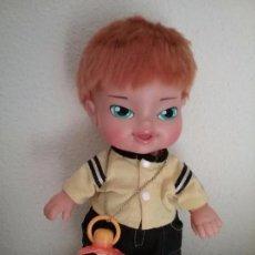 Muñecas Lesly y Barriguitas: MUÑECO JAGGETS FAMOSA SEXADO NIÑO. Lote 68202269