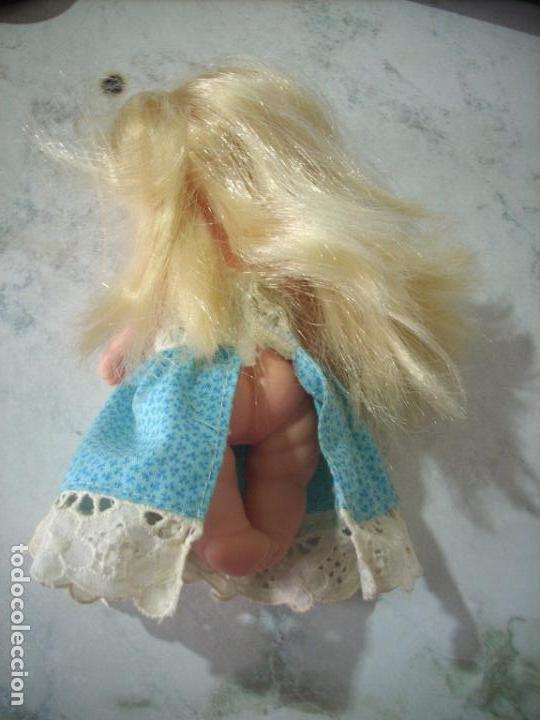 Muñecas Lesly y Barriguitas: Barriguitas rubia, pelo largo - Foto 2 - 69544345