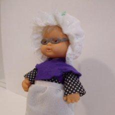 Muñecas Lesly y Barriguitas: BARRIGUITAS ABUELA DE CAPERUCITA. Lote 158345568