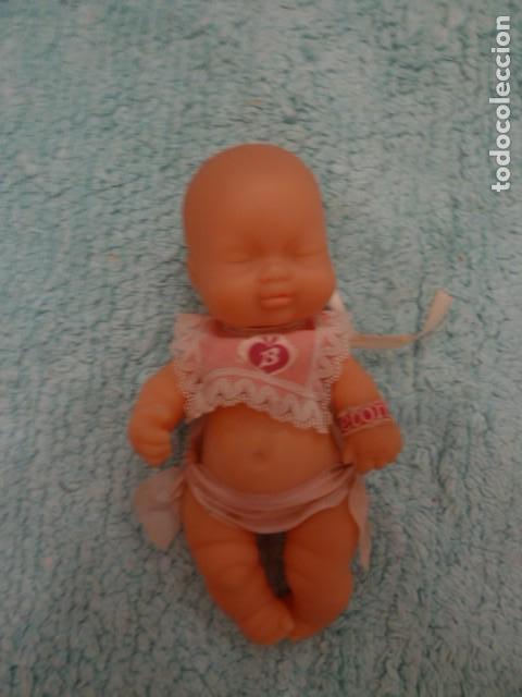 Muñecas Lesly y Barriguitas: Barriguitas Bebé Retoño dormido, con su ropa original - Foto 2 - 70588921