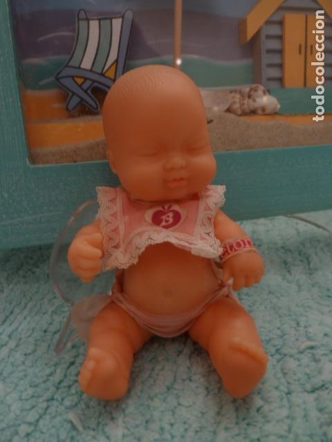 Muñecas Lesly y Barriguitas: Barriguitas Bebé Retoño dormido, con su ropa original - Foto 3 - 70588921