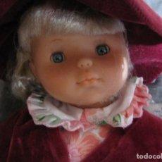 Muñecas Lesly y Barriguitas: PRECIOSA MUÑECA DE FAMOSA OJOS AZULES DURMIENTES. Lote 71909811
