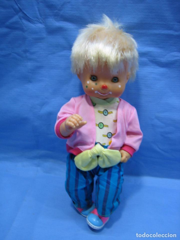 Muñecas Lesly y Barriguitas: Muñeco de famosa 1992. Altura 40 cm - Foto 3 - 72289063