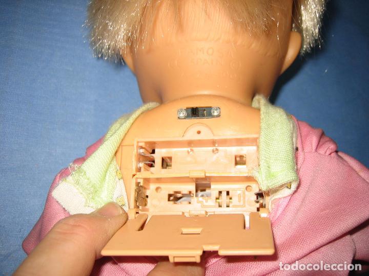 Muñecas Lesly y Barriguitas: Muñeco de famosa 1992. Altura 40 cm - Foto 6 - 72289063