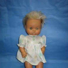 Muñecas Lesly y Barriguitas: MUÑECA DE FAMOSA 1989. ALTURA 40 CM. Lote 72289475