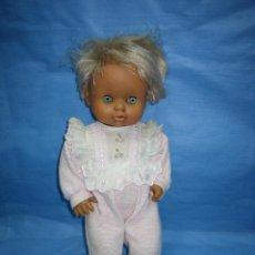 Muñecas Lesly y Barriguitas: MUÑECA DE FAMOSA 1989. ALTURA 40 CM. Lote 72289635