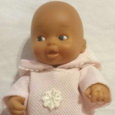 Lesly and Barriguitas dolls - Barriguitas pelon negrito - 72836963