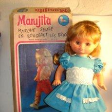 Muñecas Lesly y Barriguitas: PRECIOSA SEGUNDA VERSIÓN DE MARUJITA - ANDADORA FUNCIONANDO - FAMOSA. Lote 74491895