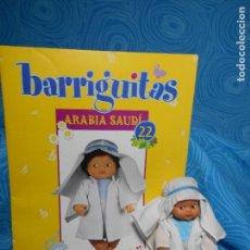 Muñecas Lesly y Barriguitas: BARRIGUITAS ARABIA SAUDI MUÑECA Y FASCICULO (REF 3). Lote 74605835