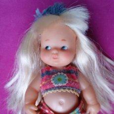 Muñecas Lesly y Barriguitas: MUÑECA BARRIGUITAS FAMOSA LAS NENAS TATOOS . Lote 75117171