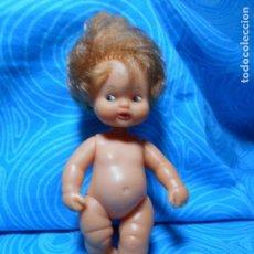 Muñecas Lesly y Barriguitas: MUÑECA BARRIGUITAS PELIRROJA EN SU NUCA MARCA 97. Lote 75814199