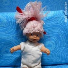 Muñecas Lesly y Barriguitas: MUÑECA BARRIGUITAS PELO LANA. Lote 77883301