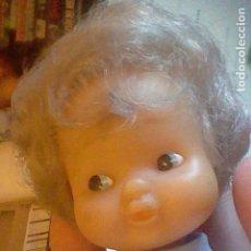 Muñecas Lesly y Barriguitas: MUÑECA FAMOSA BARRIGUITAS RUBIA VESTIDO 1900 . Lote 77913753