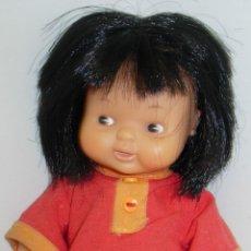 Muñecas Lesly y Barriguitas: MUÑECA BARRIGUITAS DEL MUNDO DE FAMOSA CHINA. Lote 78330775