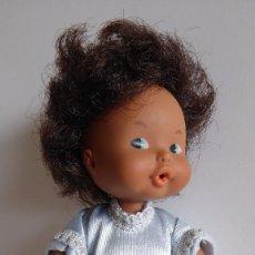 Muñecas Lesly y Barriguitas: BARRIGUITAS MULATO MUY ANTIGUO. Lote 80325617