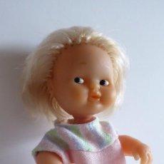 Muñecas Lesly y Barriguitas: BARRIGUITAS DE PELO LISO CON VESTIDO ORIGINAL. Lote 80372121