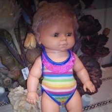 Muñecas Lesly y Barriguitas: MUÑECA NADADORA D B.B.. Lote 68718209