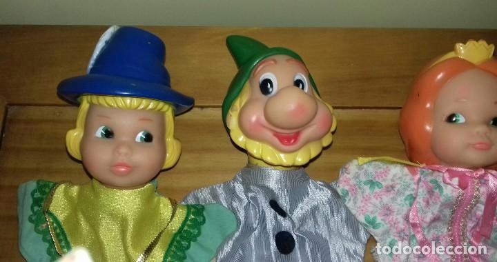 Muñecas Lesly y Barriguitas: Cinco Marionetas de Famosa - Foto 2 - 81208792