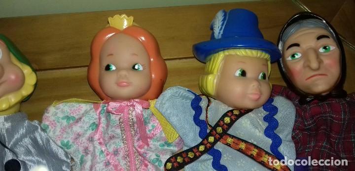 Muñecas Lesly y Barriguitas: Cinco Marionetas de Famosa - Foto 3 - 81208792