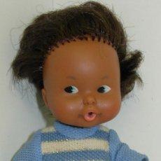 Muñecas Lesly y Barriguitas: MUÑECA BARRIGUITAS FAMOSA NEGRA NEGRITA. Lote 82219152