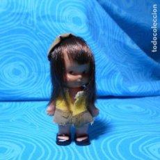 Muñecas Lesly y Barriguitas: ANTIGUA MUÑECA DE FAMOSA 9 CM. Lote 82715680