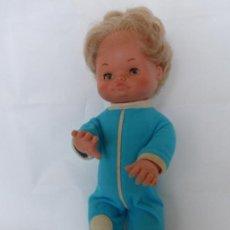 Muñecas Lesly y Barriguitas: ANTIGUA MUÑECA FAMOSA RUBIA CON OJOS AZULES A IDENTIFICAR. Lote 83004320