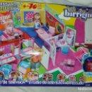 Muñecas Lesly y Barriguitas: BARRIGUITAS. ESTUDIO DE TELEVISIÓN. CON CAJA!!! OFERTA. Lote 83624704