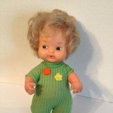 Muñecas Lesly y Barriguitas: ANTIGUA MUÑECA BARRIGUITAS DE FAMOSA. Lote 83837816