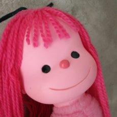 Muñecas Lesly y Barriguitas: MUÑECA MIM Y LOS SABIOS DE FAMOSA AÑOS 80. Lote 84345702