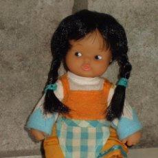 Muñecas Lesly y Barriguitas: MUÑECA BARRIGUITAS INDIA.. Lote 84856828